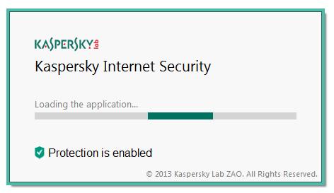 مرحله چهارم نصب و راه اندازی آنتی ویروس Kaspersky Internet Security